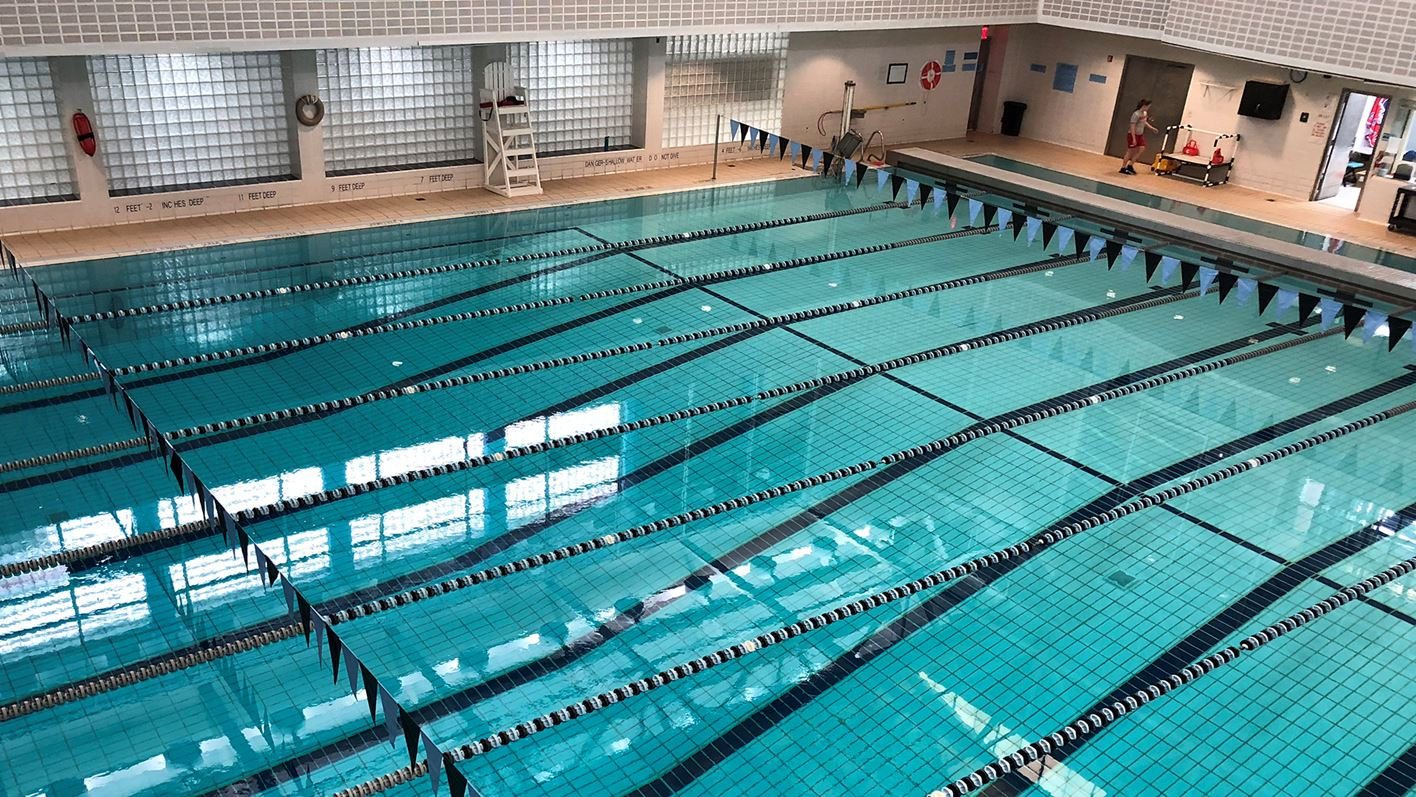 CSI POOL BACK ONLINE AND READY FOR ACTIVITY - College of Staten ...